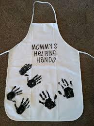 handprint apron craft ideas