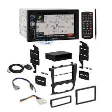 nissan altima 2015 lebanon planet audio dvd navigation stereo dash kit harness for 2007 2012