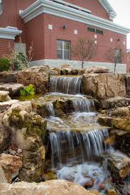 Aquascape Pondless Waterfall Kit Pondless Waterfalls Archives Water Gardens Water Features