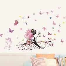 stickers chambre bébé fille fée stickers chambre bébé fille fée chambre idées de décoration de