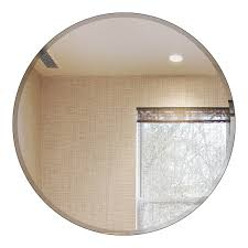 frameless round wall mirrors bathroom mirror discounted price