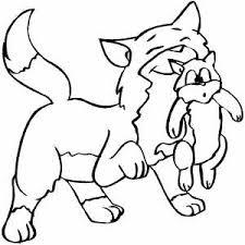 happy cat kitten coloring
