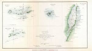 Map Of Keys File 1852 U S Coast Survey Map Of Key West Biscayne Bay And The