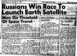 Radio In Russia During Cold War How Did The Space Race Between The U S And Soviet Russia Affect