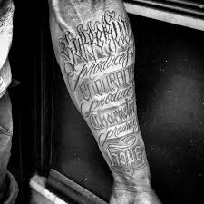 forearm bible veses best of 24 eyecatching scripture tattoos