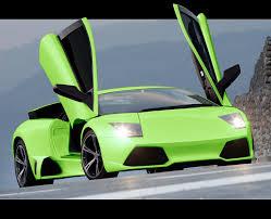 Lamborghini Murcielago Green - lamborghini murcielago lp640 by confuciodpointedulac on deviantart