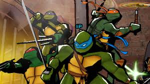cgr undertow teenage mutant ninja turtles 3 mutant nightmare