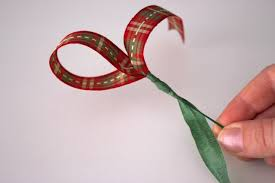 floral ribbon how to make floral arrangement ribbon bows at cloverhill