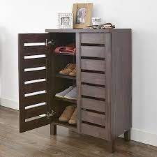 Shoe Cabinet Slatted Shoe Storage Cabinet Shoe Cupboards Pinterest Shoe