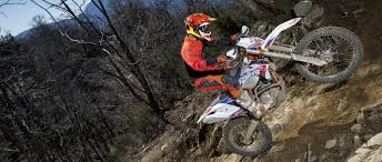 motocross bikes on finance 0 finance on 2016 excs at colwyn bay ktm