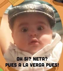 A La Verga Meme - dopl3r com memes bebe sorprendido manda a la verga