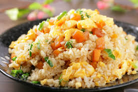 rice cuisine mullet roe fried rice taiwanese cuisine recipe in