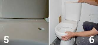 How To Install A Bidet How To Fit A New Toilet Homebuilding U0026 Renovating