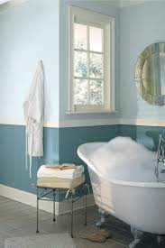 two toned bathroom paint ideas home combo