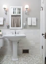 Eclectic Bathroom Ideas Tile Bathrooms On Pinterest Vintage Tile Vintage Bathrooms And