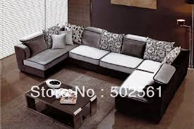 U Sectional Sofas by U Shaped Sofa Sectionals Leather Sectional Sofa