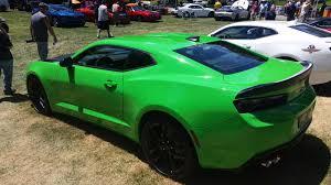 green camaro ss krypton green ss 1le camaro6
