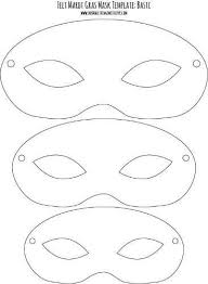 mask templates for adults 17 free mardi gras mask templates for