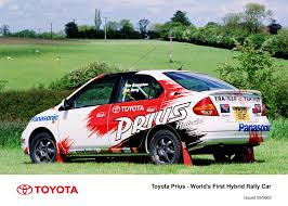 toyota rally car toyota prius to make motor sport history toyota uk media site