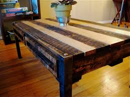 pallet coffee table etsy home