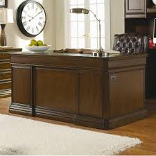 Seldens Furniture Tacoma by Hooker Furniture Cherry Creek Traditional Executive Desk Ahfa