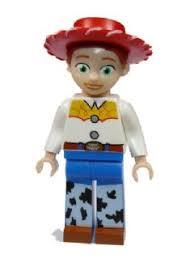 bricklink minifig toy008 lego jessie toy story bricklink