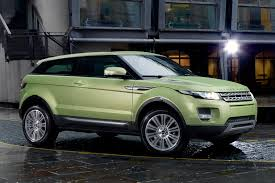 land rover evoque 2016 price land rover announces u s prices and fuel economy figures for the