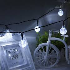 Patio Solar Lights Fashion Style String Lights Solar Lights Beautifulhalo