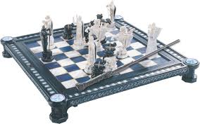 nerdreactor com u0027s harry potter chess set winner nerd reactor