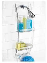 Suction Shelf Bathroom Bathroom Shower Caddy Soap Shampoo Shelf Holder Wall Mounted