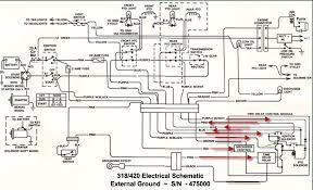 motor wiring deere m wiring diagram 97 diagrams motor 2010