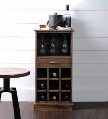 Asian Bar Cabinet Buy Maxim Mini Bar Cabinet In Sheesham Wood Finish By