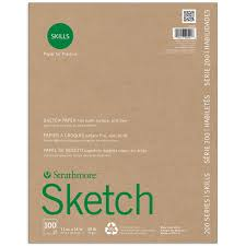 sketch pads books spiral bound