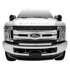 Led Lights Bar by Zroadz Ford F 250 2017 Top Bumper Mounts For 30
