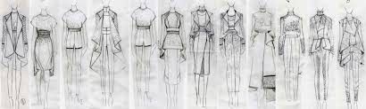 Fashion Design Schools In Texas Student Collections Presented Feb 14 At Mercedes Benz Fashion