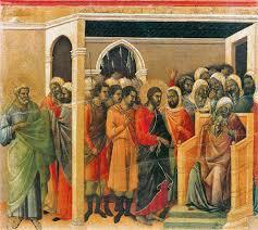 Seeking Zalukaj Passiontide Chronology Friday Community In Mission