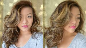 medium length wavy hairstyle big wavy curls for medium length hair bombshell curls youtube