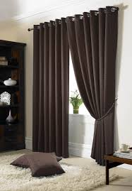 Chocolate Curtains Eyelet Looking Chocolate Brown Curtains Eyelet Lined Free Uk