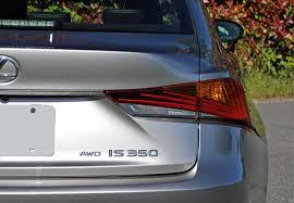 lexus awd is 350 2017 lexus is 350 awd f sport road test carcostcanada