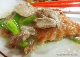 cuisine gap kwetiaw sapi a gap 88 bandung foodandteatraveller