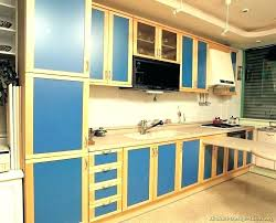 Two Color Kitchen Cabinet Ideas Two Tone Kitchen Cabinet Doors Kgmcharters