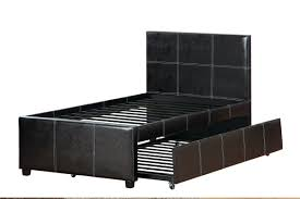 bed frames pop up trundle bed frames bedsonline usa modern