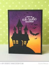 frightfully fun halloween spooky house die namics donna mikasa