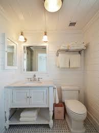 Beachy Bathroom Mirrors by Blue Beach Bathroom Beachy Bathrooms House Bath With Additional
