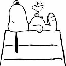 coloring pages snoopy coloring pages free printable coloring
