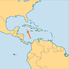 Grand Cayman Map Cayman Islands Operation World