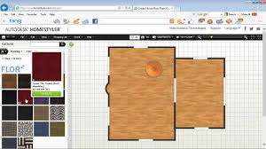 easy home design online easy way to design your home in 3d online youtube