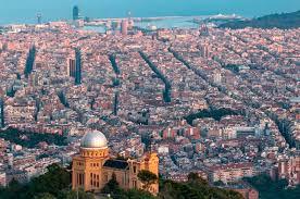 barcelona city view 5 barcelona amazing viewpoints lloret ramblas blog