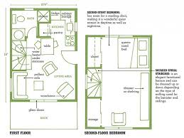 cabin plan beautiful small cabin plans with loft house plan and ottoman