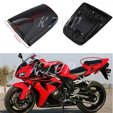 2003 cbr 600 aliexpress com buy motorcycle matte black passenger rear seat